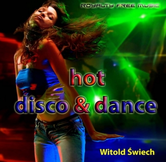 Hot disco & dance synchro